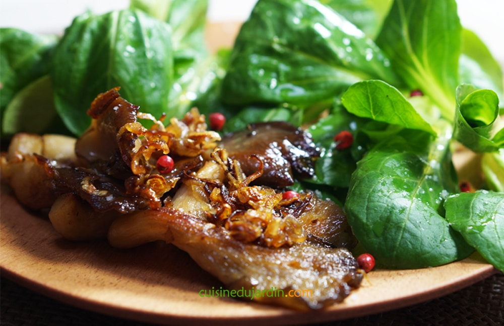 salade preixans cuisine du jardin