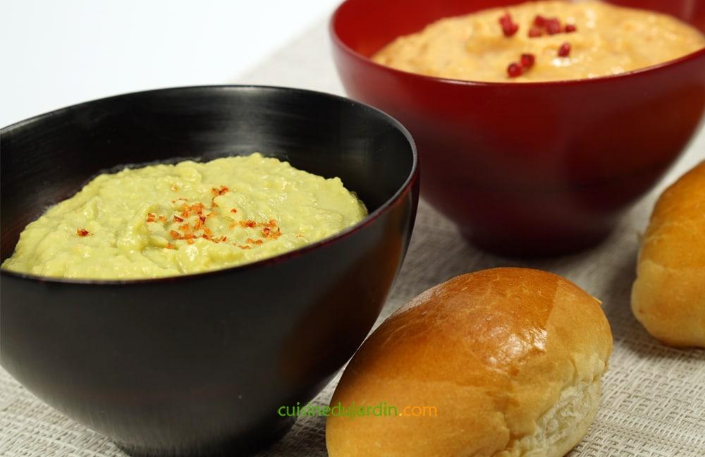 houmous fantaisie cuisinedujardin.com