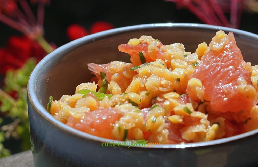 palencia salade cuisine du jardin